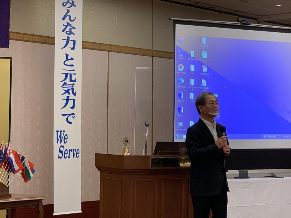 富山市科学博物館 学芸課 専門官  太田道人先生